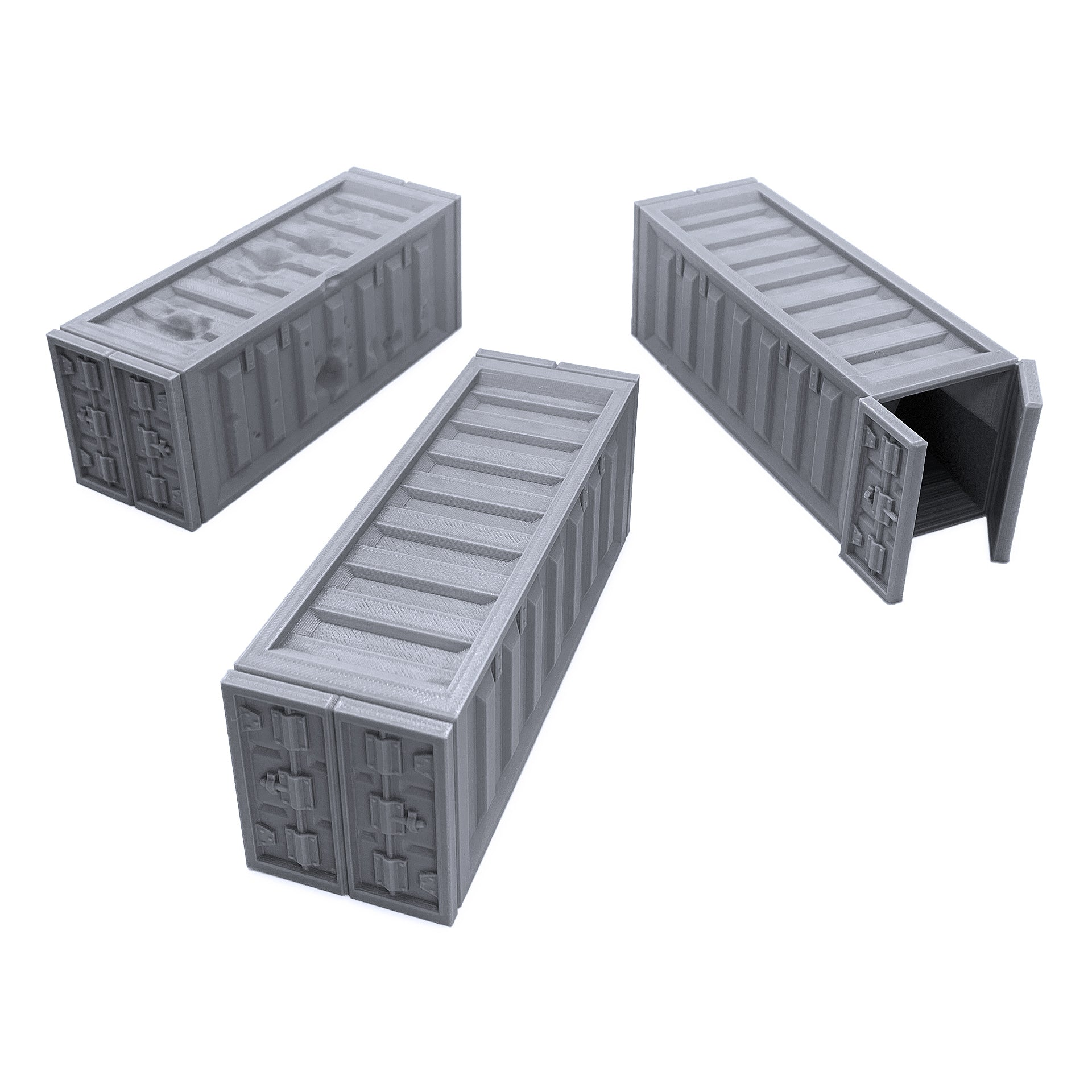 Cargo Containers - EnderToys Terrain