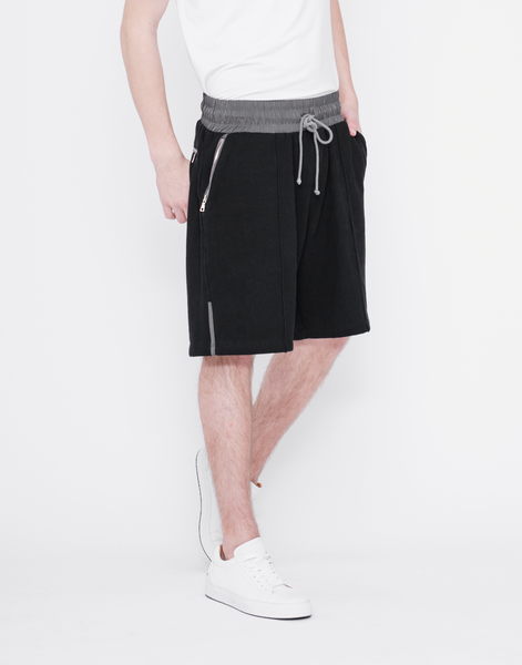 Mercer Shorts - BLACK