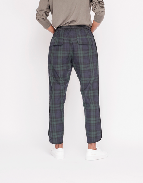 Terrier Trousers- Blue