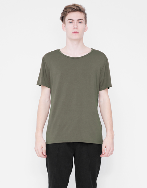 Signature Tee-Army
