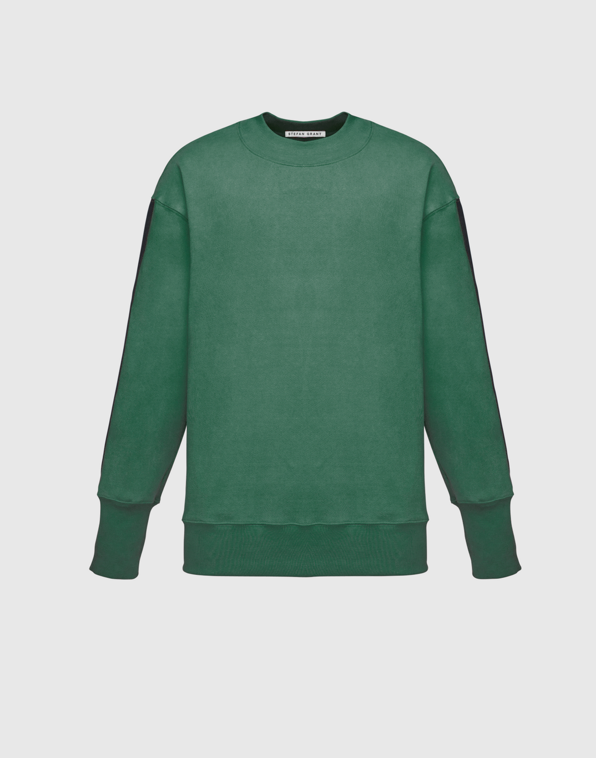 Mercer Crew Neck - EMERALD