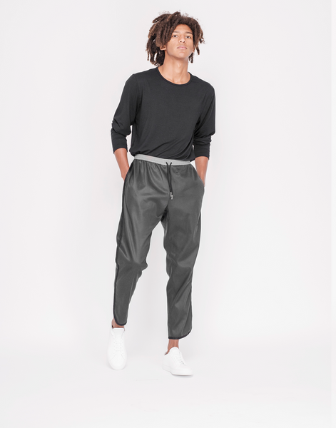 Terrier Trousers-Grey