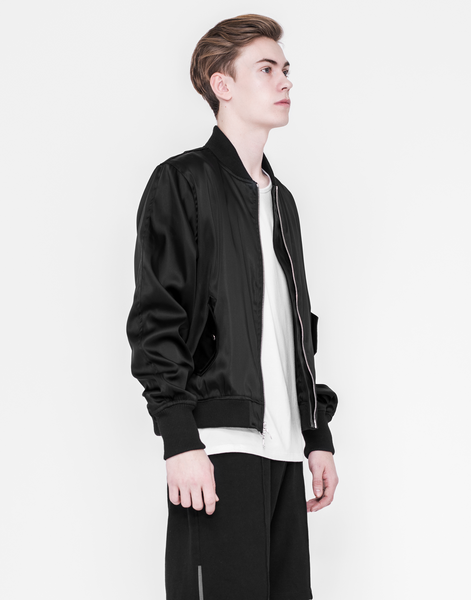 Merkle Bomber- Black