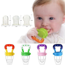 Load image into Gallery viewer, Fruit Feeder Teething Toy Pacifier