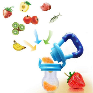 Fruit Feeder Teething Toy Pacifier