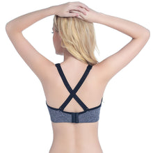 Load image into Gallery viewer, Nursing Bra With Adjustable Straps