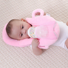 Load image into Gallery viewer, Baby Pillow For Breastfeeding & Bottle Feeding With Layered Washable Cover