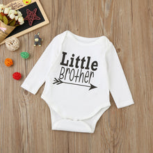 Load image into Gallery viewer, 'Little Brother' Long Sleeve Bodysuit