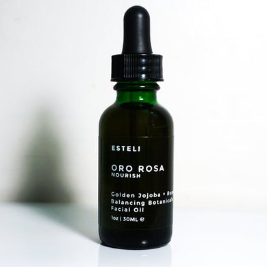 Oro Rosa Nourish Facial Oil