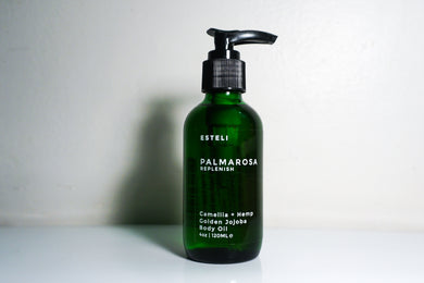 Palmarosa REPLENISH Body Oil