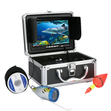 "7"" Video Fish Finder 1000TVL Lights Controllable Underwater Fishing Camera Kit Ice Lake Under Water fish cam 15M 20M 30M 50M"