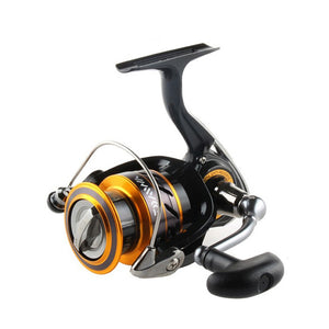 DAIWA Spinning Fishing Reel 5.3:1 Gear Ratio 2000S / 2500S / 3000S / 4000S Spinning Reel Left / Right Interchangeable Fishing Reel