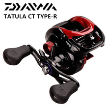 DAIWA TATULA CT TYPE-R Baitcasting Fishing Reel 8BB 7.3:1/8.1:1 100HS 100HSL 100XS 100XSL Bait Casting Reel TWS LOW PROFILE