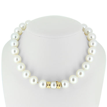 South Sea Pearl Necklace with a 14k Gold Clasp