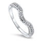 18ct White Gold 43 Stone Diamond Ring