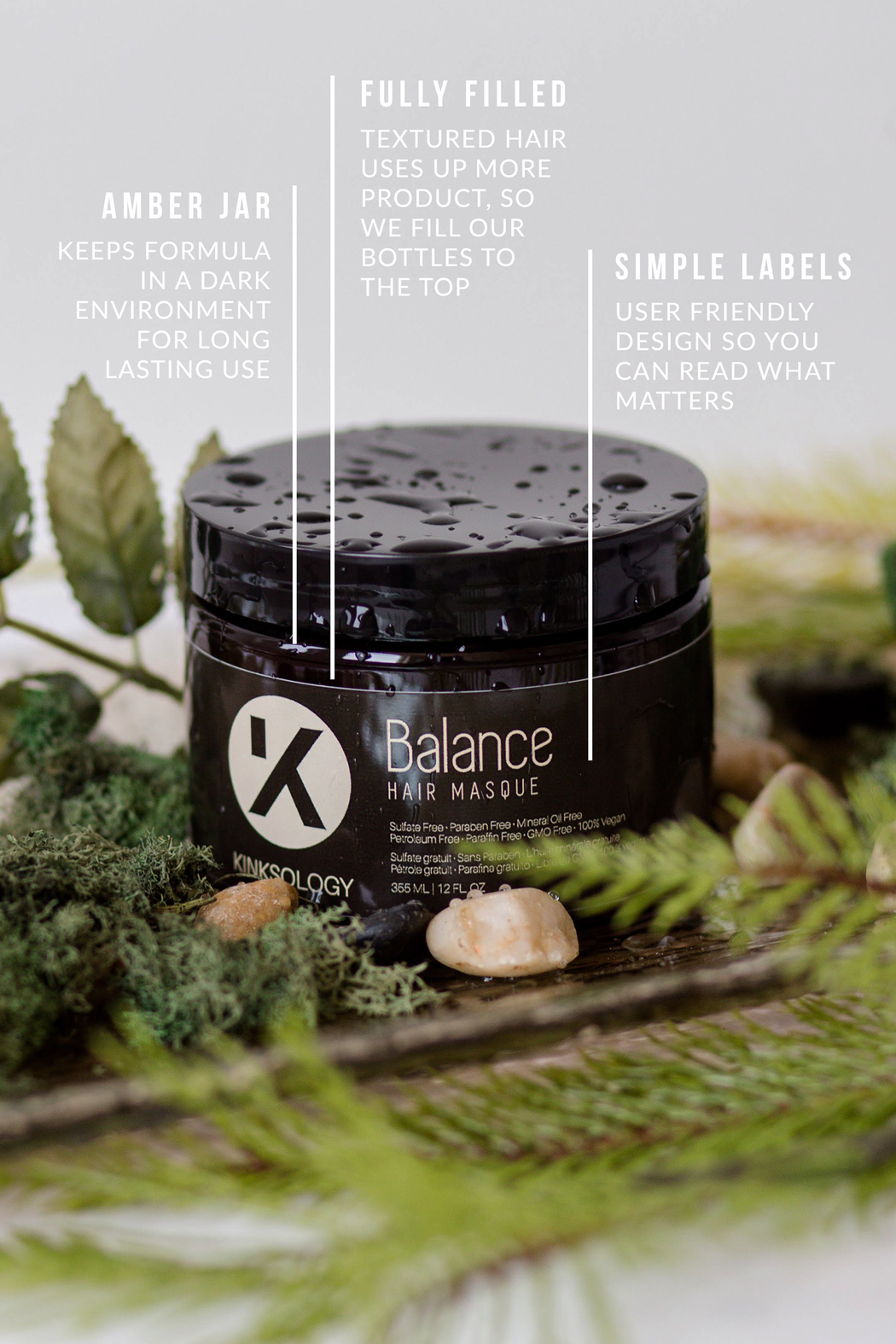 Balance Hair Masque