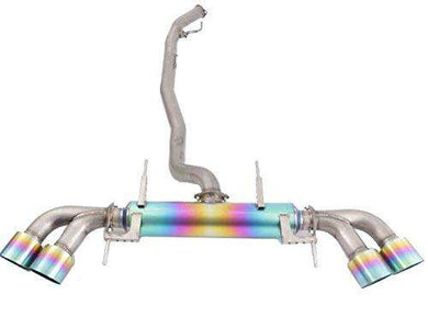 INVIDIA NISSAN  GT-R R35 TITANIUM CAT-BACK EXHAUST - KW Dealer