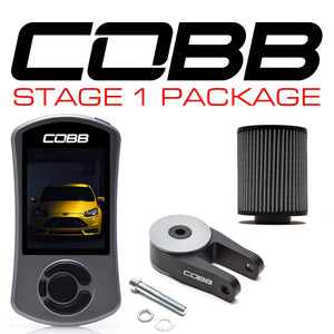 COBB TUNING FORD FOCUS ST – STAGE 1 POWER PACKAGE - KW Dealer