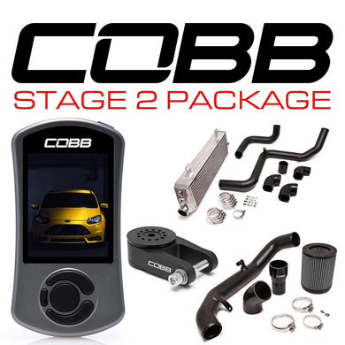 COBB TUNING FORD FOCUS ST – STAGE 2 POWER PACKAGE - KW Dealer