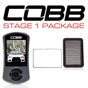 COBB TUNING MITSUBISHI STAGE 1 POWER PACKAGE EVO X 2008-2015, RALLIART 2009-2015 - KW Dealer