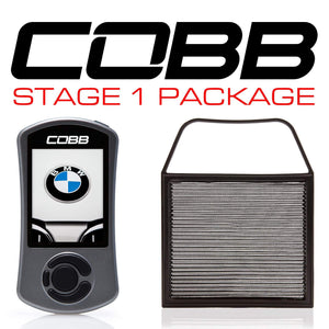 COBB TUNING BMW N54 STAGE 1 POWER PACKAGE W/V3 - KW Dealer
