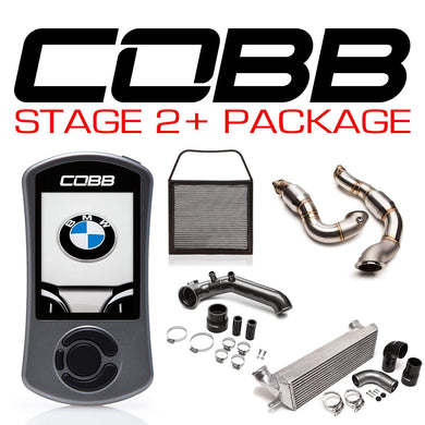 COBB TUNING BMW N54 STAGE 2+ POWER PACKAGE W/V3 - KW Dealer