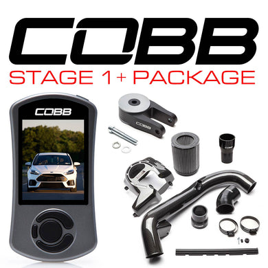 COBB TUNING FORD STAGE 1+ CARBON FIBER POWER PACKAGE FOCUS RS 2016-2018 - KW Dealer