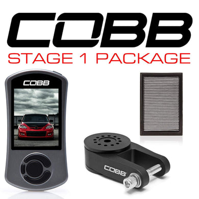COBB TUNING MAZDASPEED3/MPS3 STAGE 1 POWER PACKAGE GEN1 2007-2009 - KW Dealer