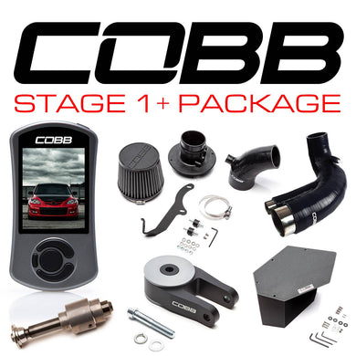 COBB TUNING MAZDASPEED3/MPS3 STAGE 1+ POWER PACKAGE GEN1 2007-2009 - KW Dealer