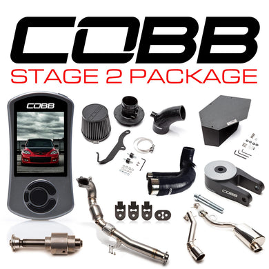 COBB TUNING MAZDASPEED3/MPS STAGE 2 POWER PACKAGE GEN1 2007-2009 - KW Dealer