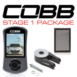 COBB TUNING MAZDASPEED3/MPS3 STAGE 1 POWER PACKAGE GEN2 2010-2013 - KW Dealer