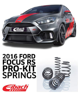 EIBACH 2016-2017 FOCUS RS PRO-KIT SPRINGS - KW Dealer