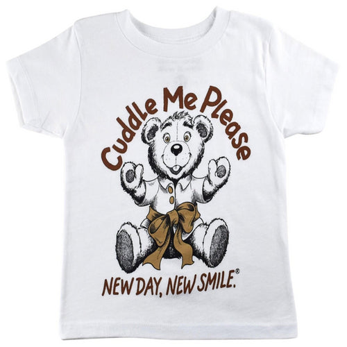 Boys, Girls, Children's, Kids Teddy Bear T-Shirt | New Day, New Smile.® Collection