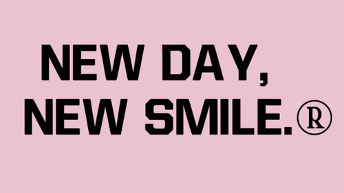 New Day New Smile Women's PINK Tee available at NewDayNewSmile.com