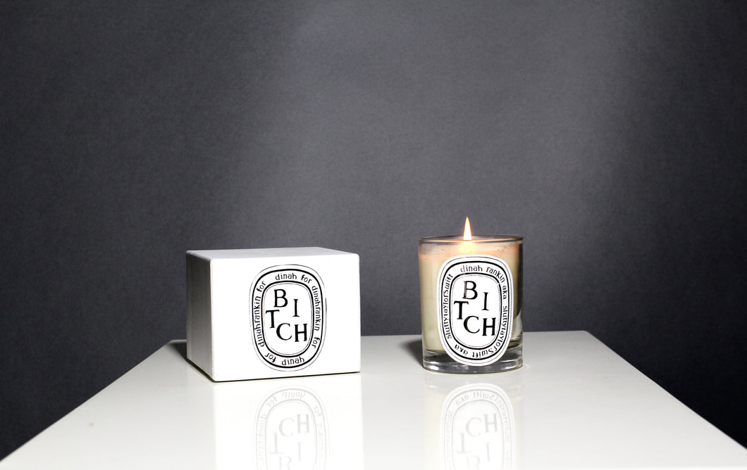 Bitch Candle