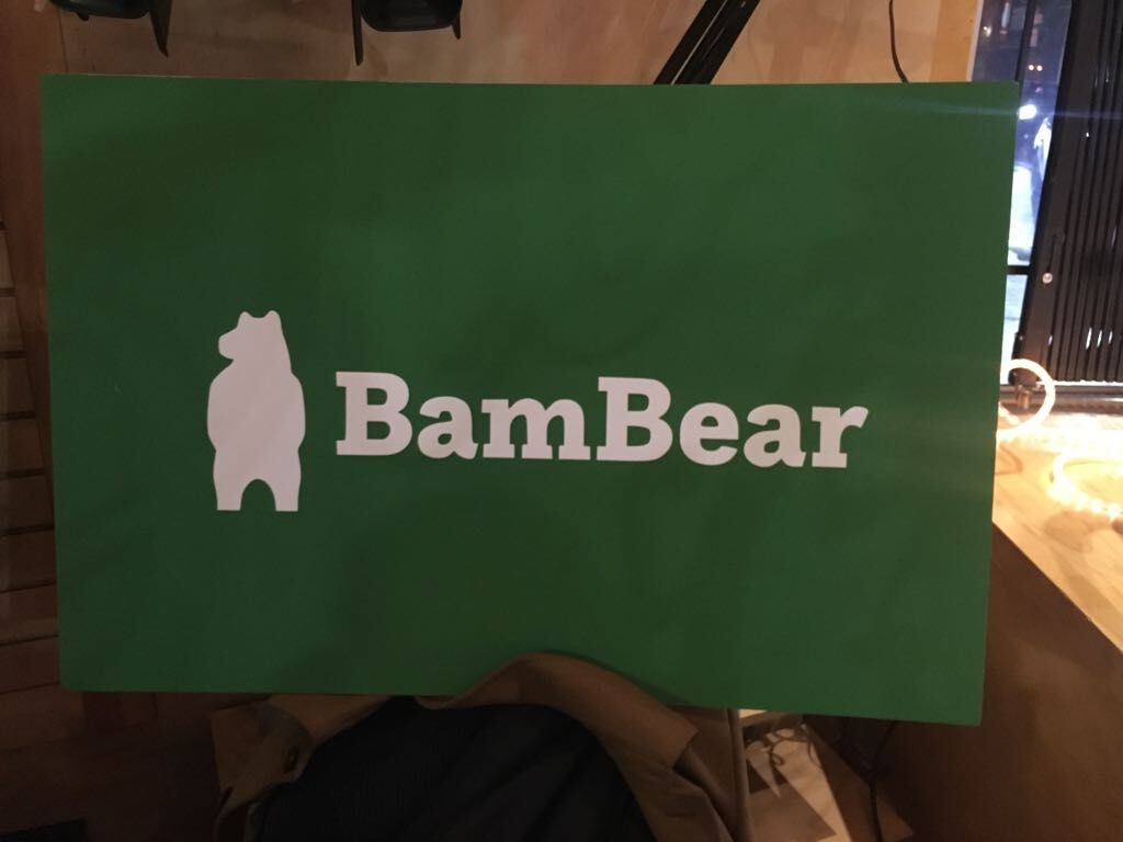 BamBear attends Spring Thing!