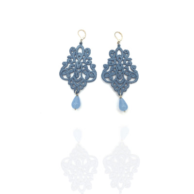 Earrings lace Atlantis Tita