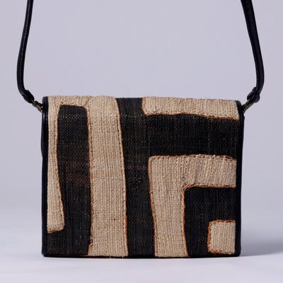 SAMBOUE PURSE, BROWN