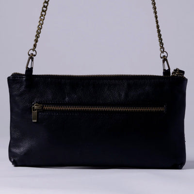 SAMBOUE CROSSBODY, BLACK