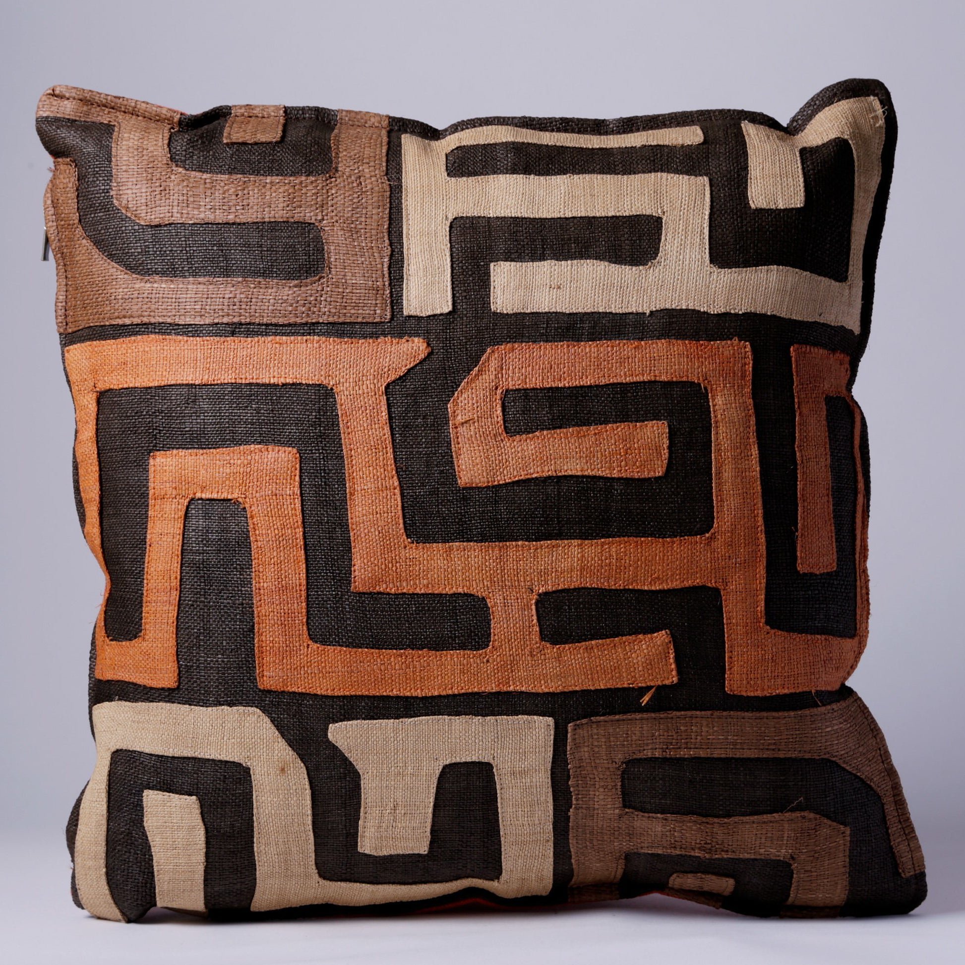 SAMBOUE PILLOW, BROWN
