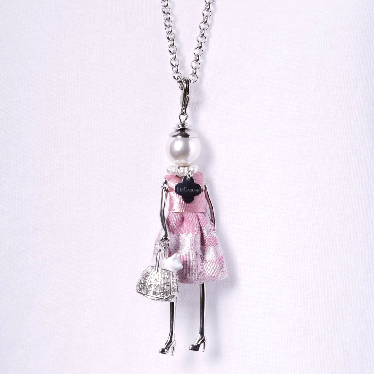 LE CAROSE NECKLACE, CAT