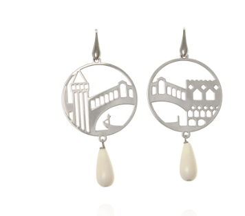 Earrings, Venice by TITÀ