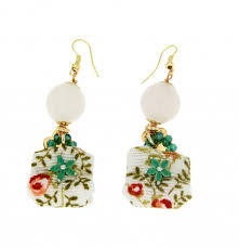 Le Carose Earrings Le Borselline handmade in Italy