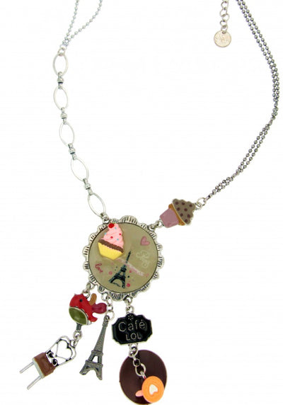 Le Carose Necklaces, Alice in Wonderland