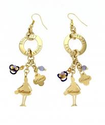 Le Carose earrings Linea
