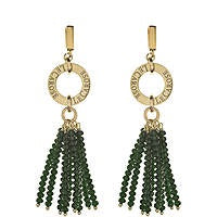 Le Carose Earrings gold