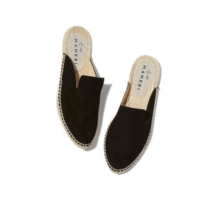 Shoes mule dakota black