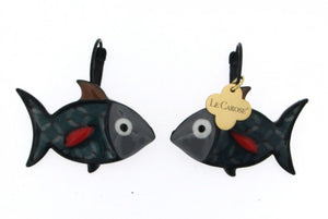 Le Carose Earrings Fables