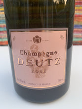 Deutz Rose Champagne