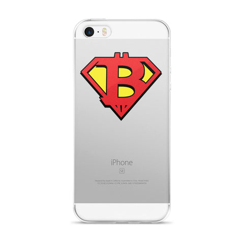 Super Bitcoin iPhone Case